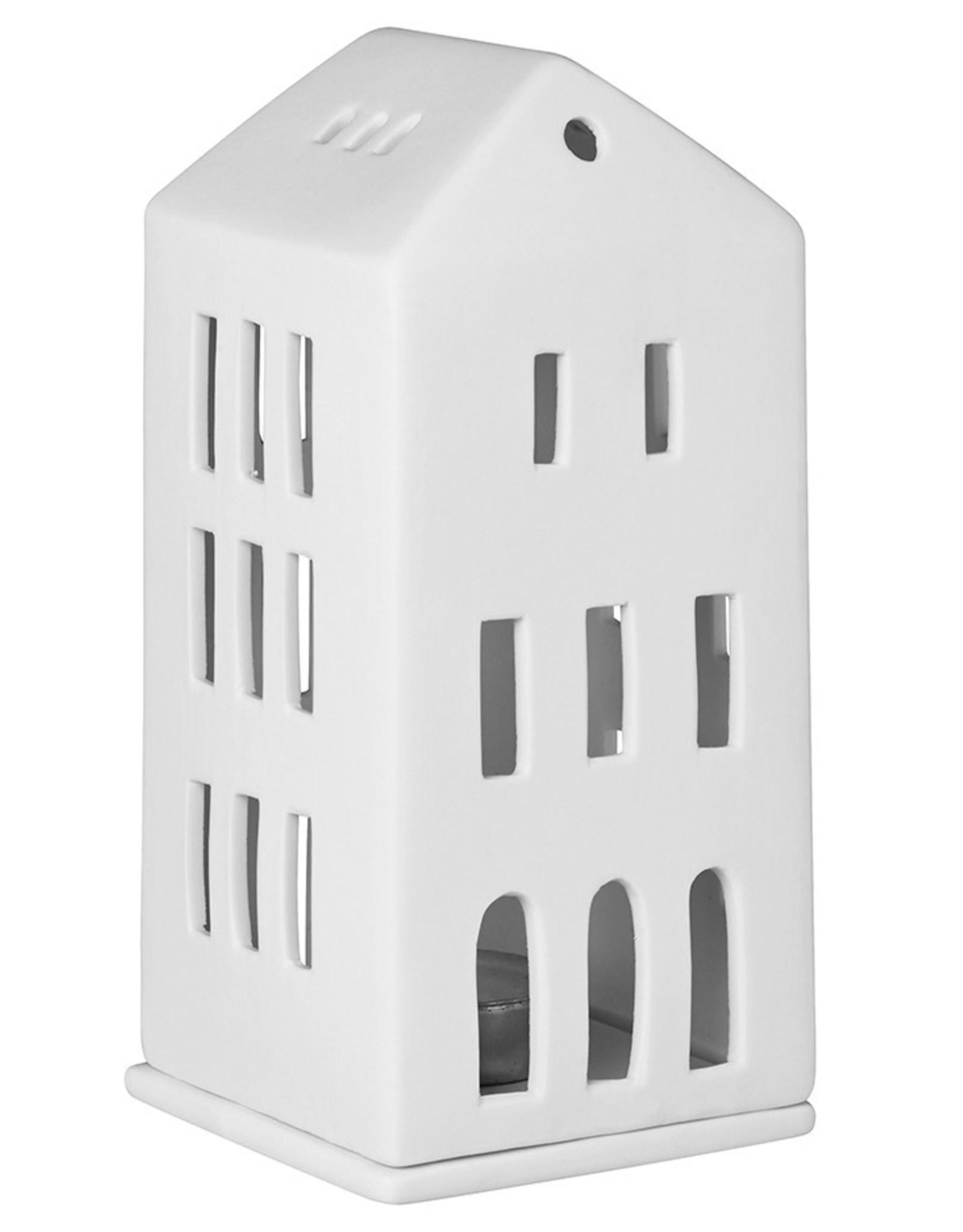 Raeder Light house- hipped roof 8x8x16,5cm