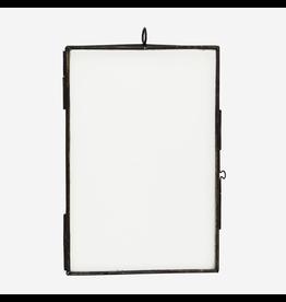 Madam Stolz Fotohouder hanger zwart 10x15