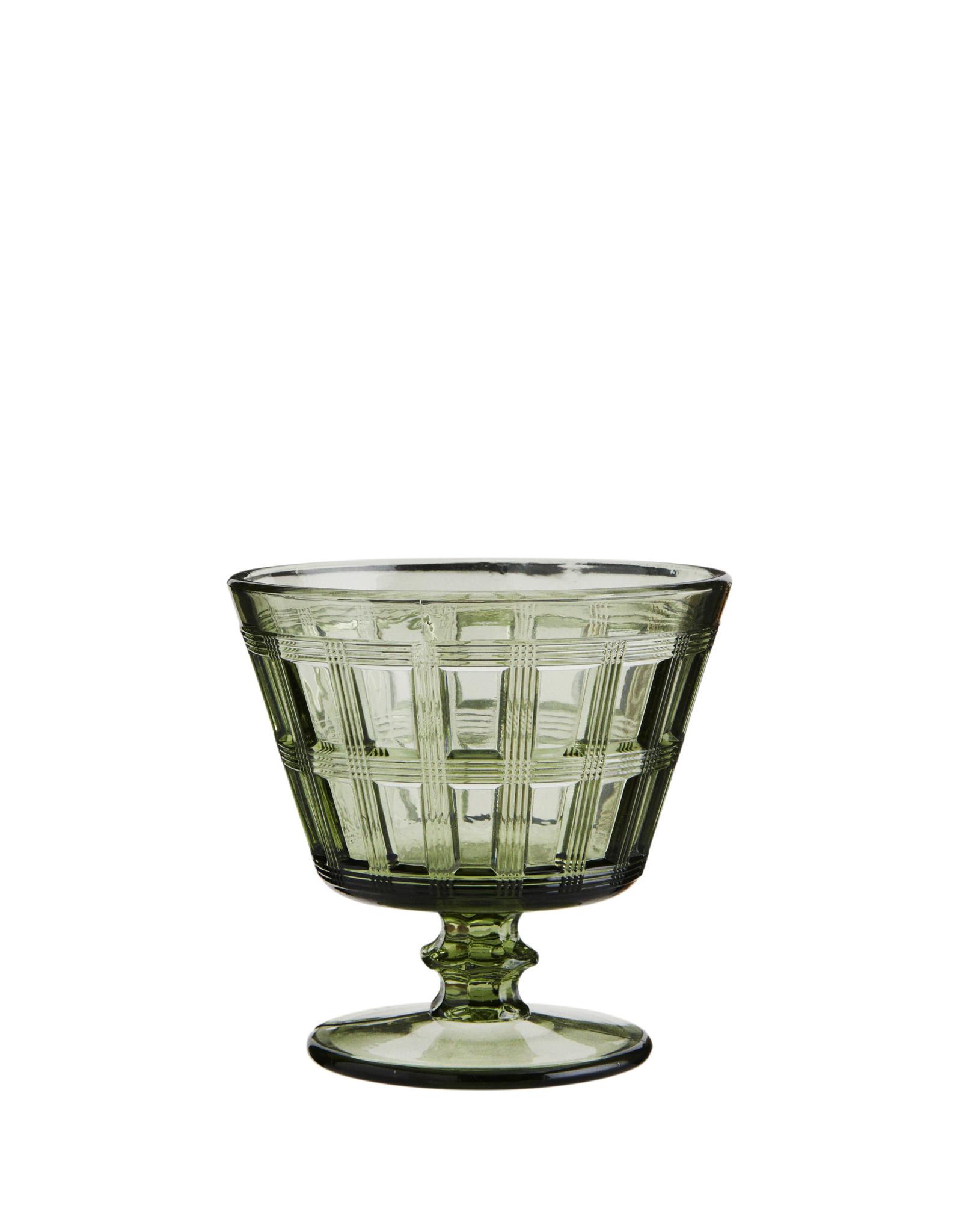 Madam Stolz Cocktailglas groen 10 x 11