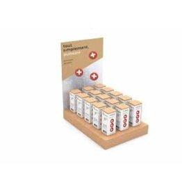 magneet houten bol (doos van 3)