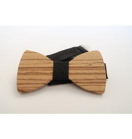yumibow strik hout zebrano