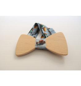 yumibow strik hout esdoorn