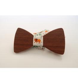 yumibow strik hout padoek