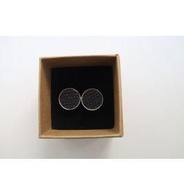 manchetknopen zwartbruin
