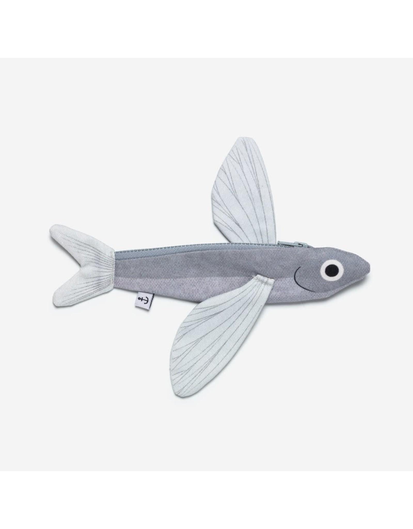Don Fisher Vliegende vis