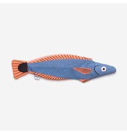 Don Fisher Ritstasje - Senorita - Blauw - 100% Katoen - 21 x 6 cm