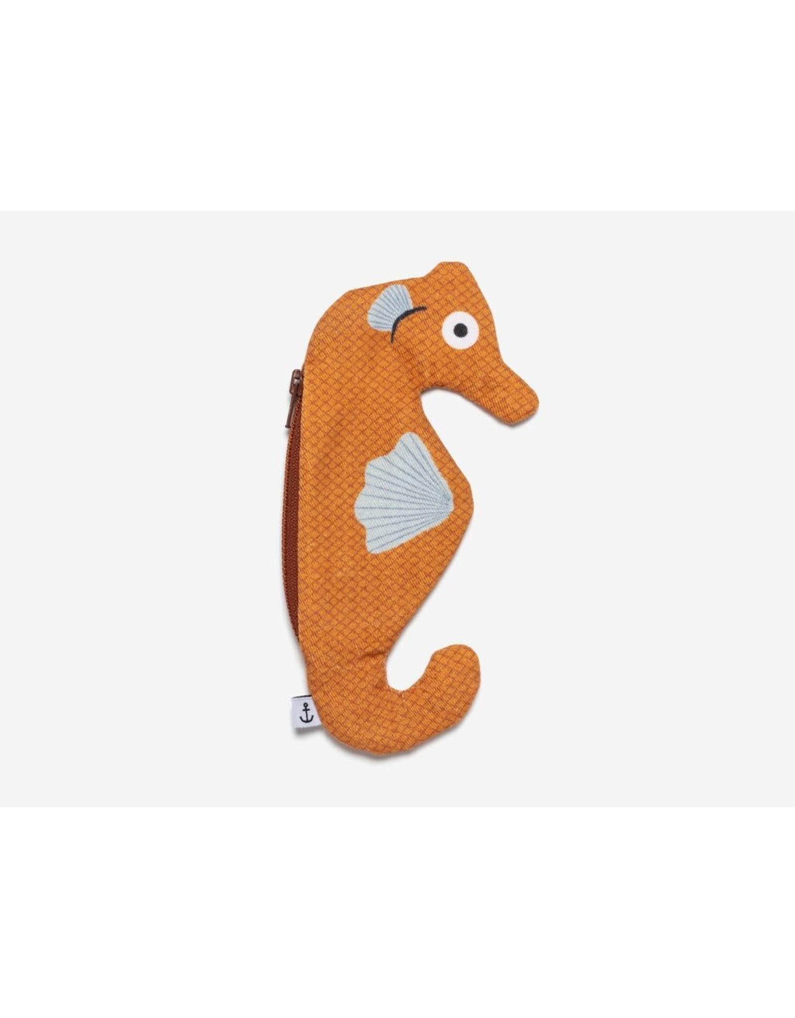 Don Fisher Zeepaardje oranje