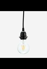 Madam Stolz Lichtsnoer - LED zwart