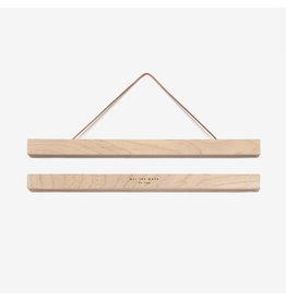 ATWS Kader - hout, magnetisch - 31cm