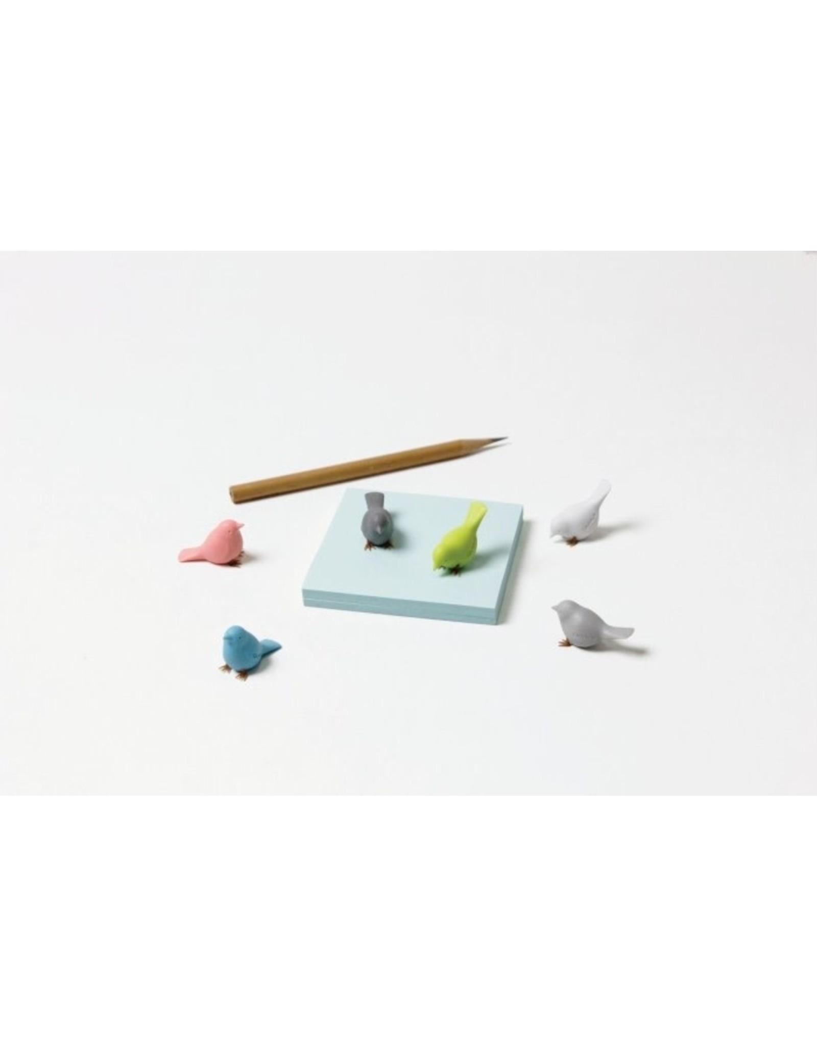 Abodee Magneet mus - 6st - pastel