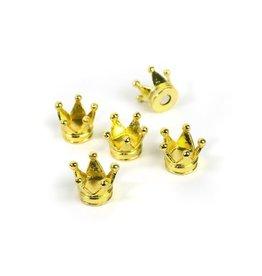 Abodee Magneet kroon - 5st - goud