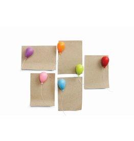 Abodee Magneet balloon - 6st - multi