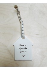 Sent and Meant Hanger - Porselein - Home