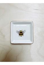 Sent and Meant Bordje - Porselein - Bee Happy