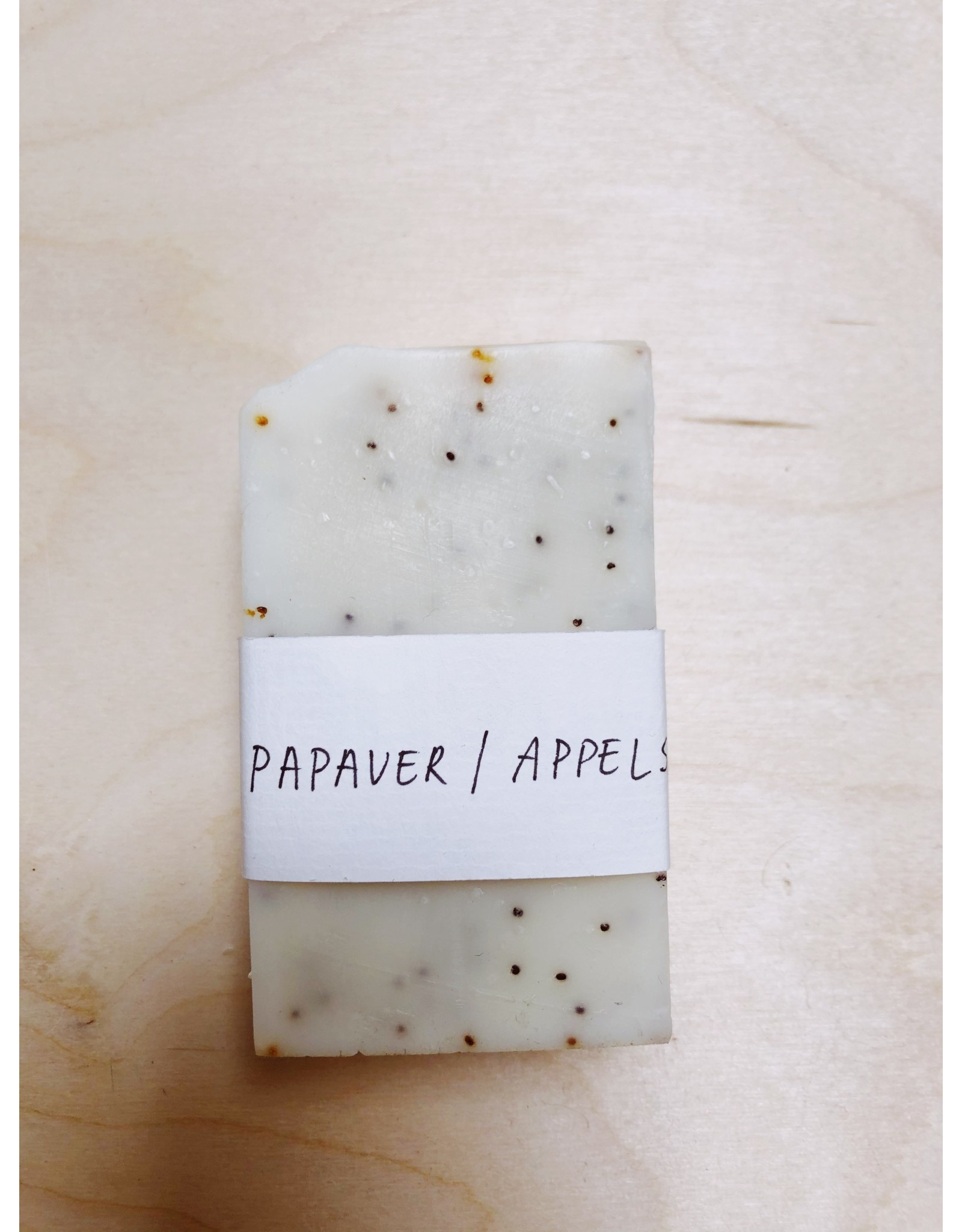 Kanika Zeep -  Papaver / Appel