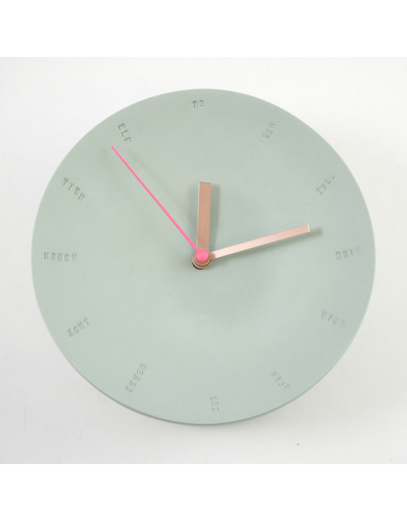 Studio Harm & Elke Klok | Wand | Groot | 17cm | Mint