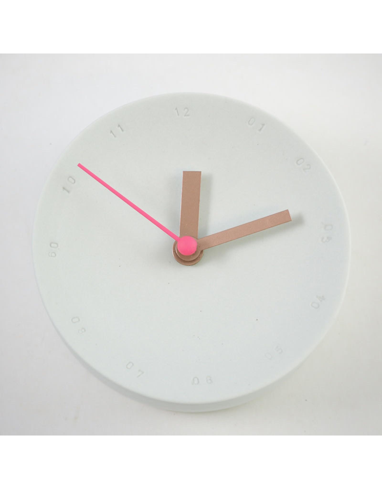 Studio Harm & Elke Klok | Wand | Klein | 10cm | Grijs Groen