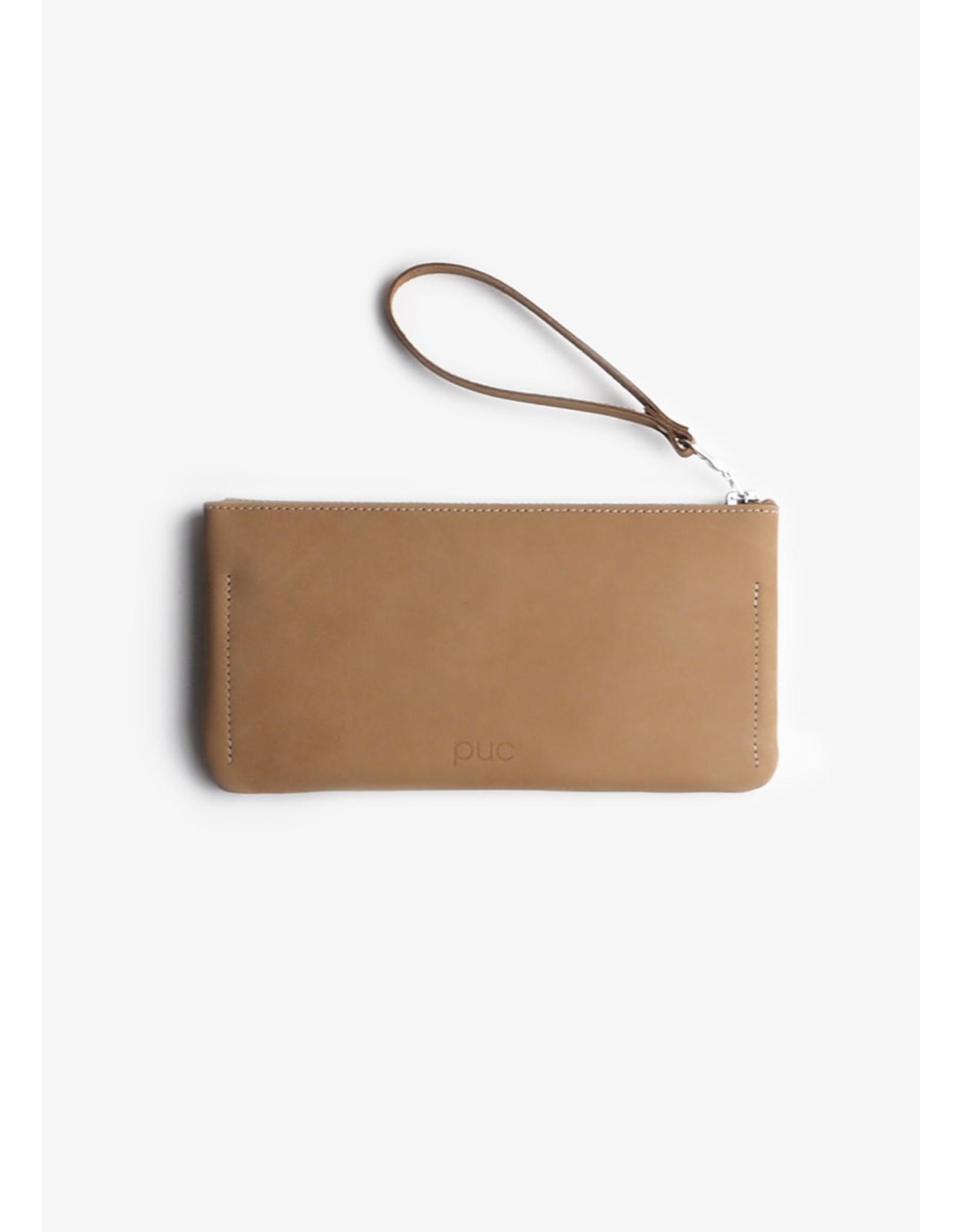 Puc Journey Wallet | Cognac | 21 x 10,5 cm