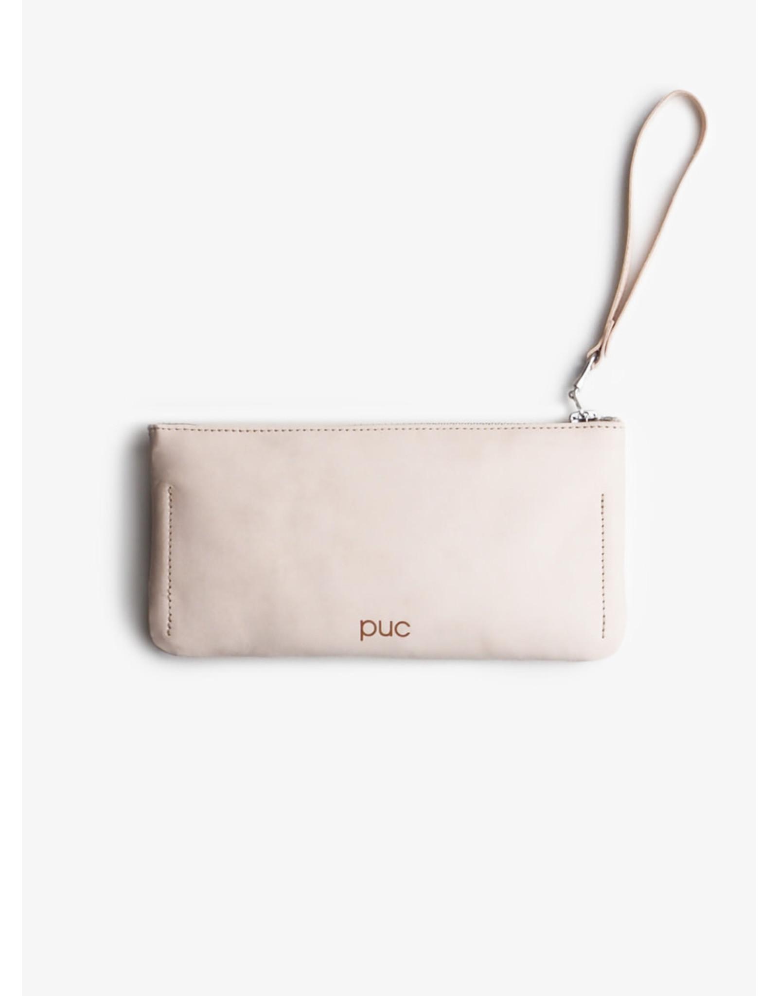 Puc Journey Wallet | Nude | 21 x 10,5 cm