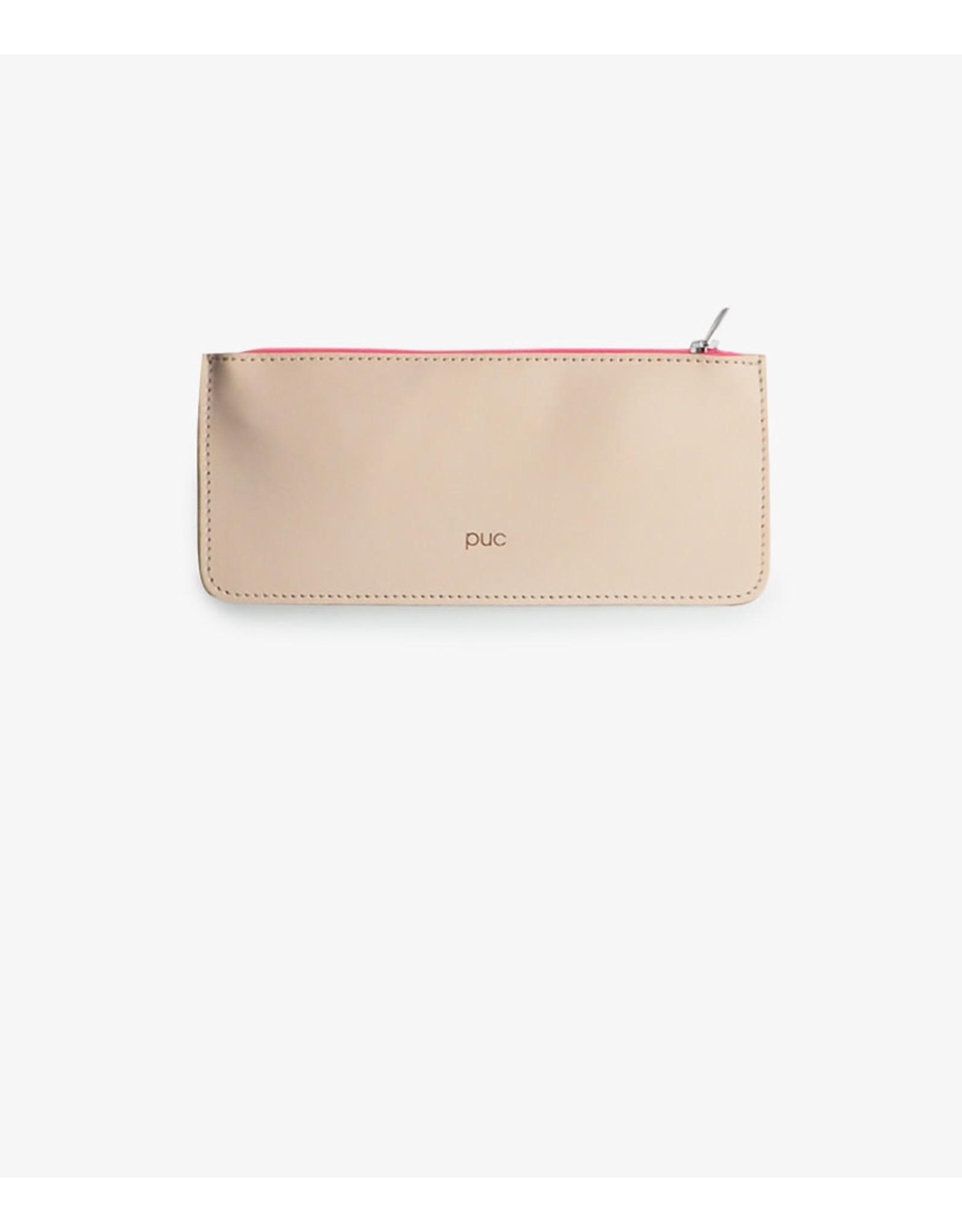 Puc Creative   Nude   Fluor pink   19 x 8,5 cm