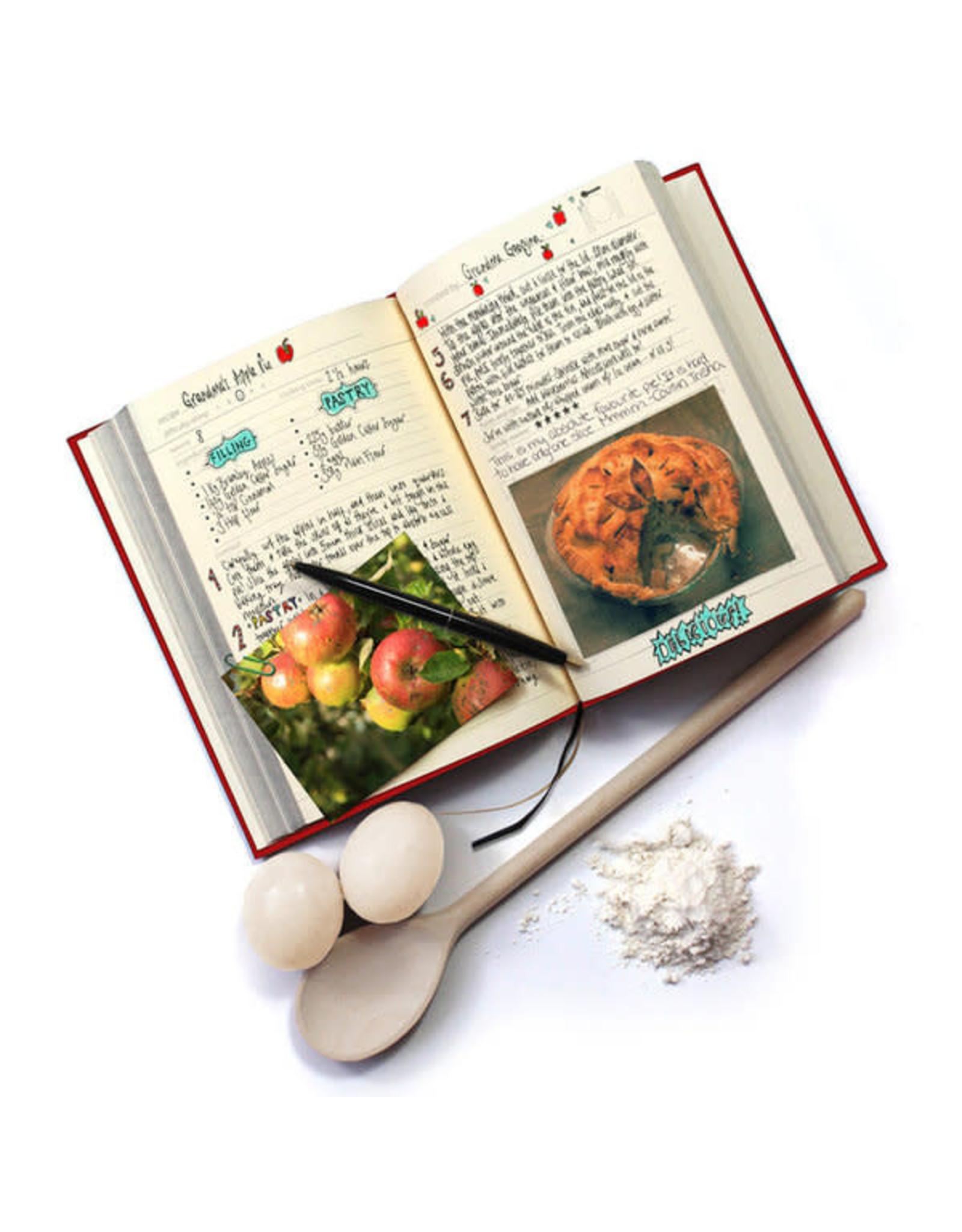 Suck UK My family cook book