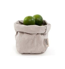 Uashmama Paper bag | Piccolo | Grey