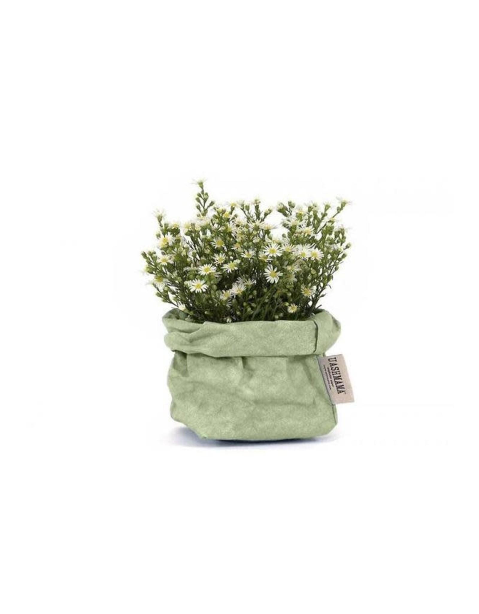 Uashmama Paper bag | XS | Green