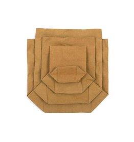 Uashmama Paper bag | Piccolo | Camel