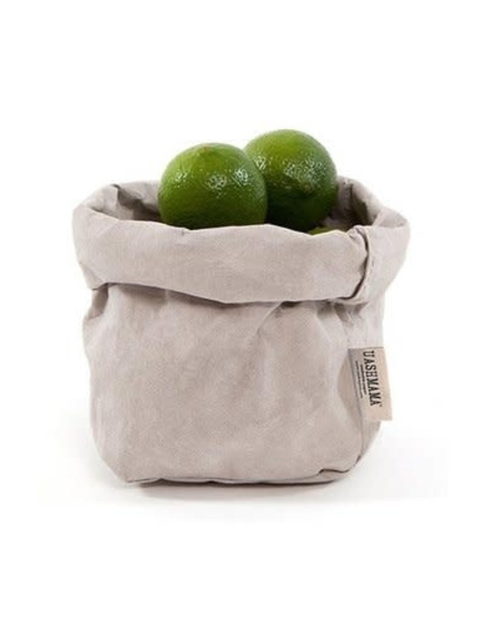 Uashmama Paper bag | M | Grey