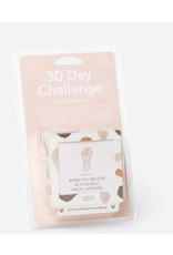 Doiy Self-confidence 30 day challenge