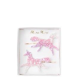 Meri Meri Hair Clips | Unicorn