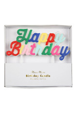 Meri Meri Birthday candle | Multi