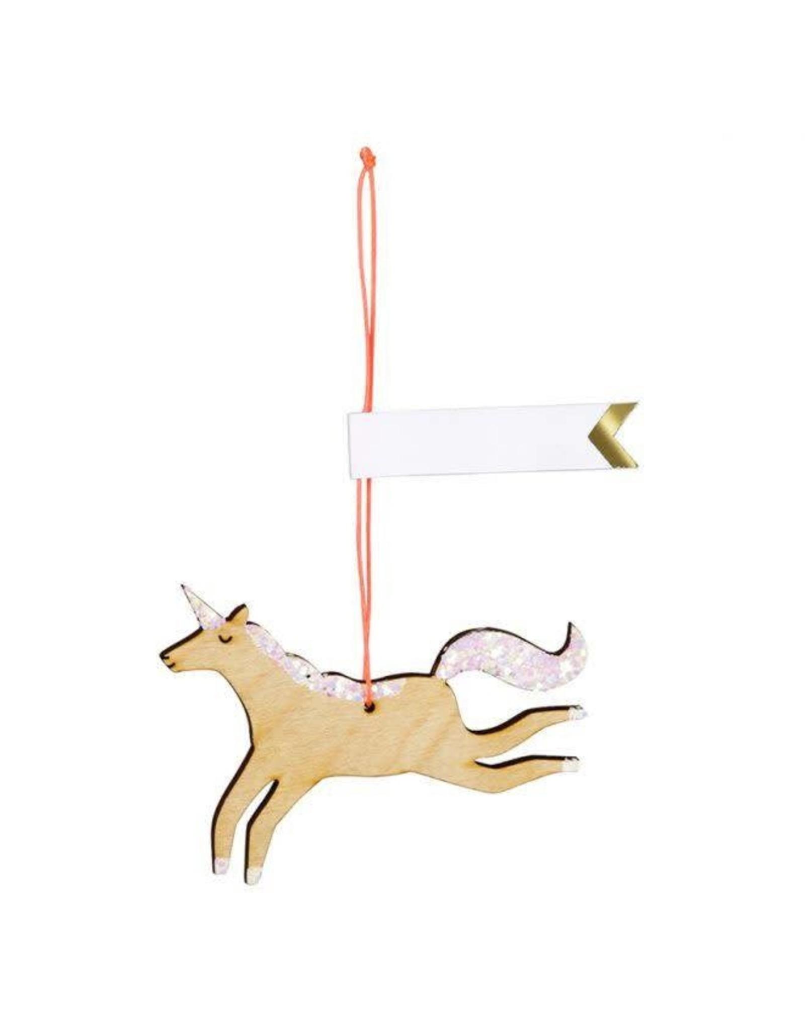 Meri Meri Gift tags   unicorn