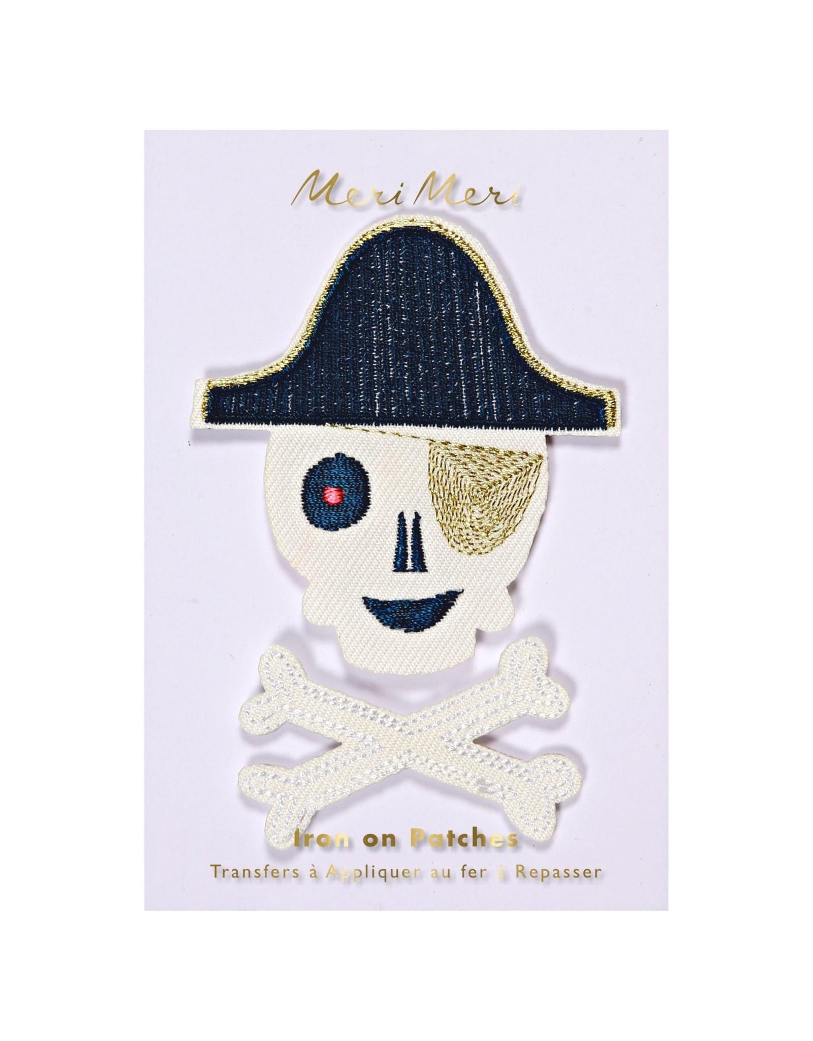Meri Meri Iron on patches | piraat