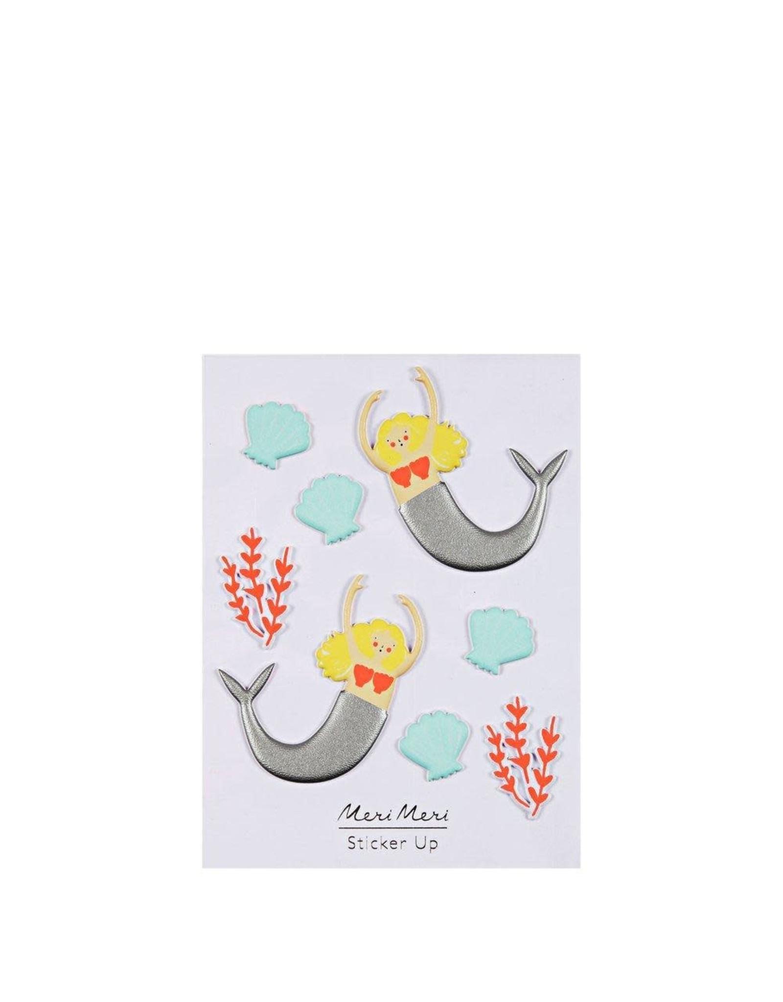 Meri Meri Sticker Up | 3D | Zeemeermin