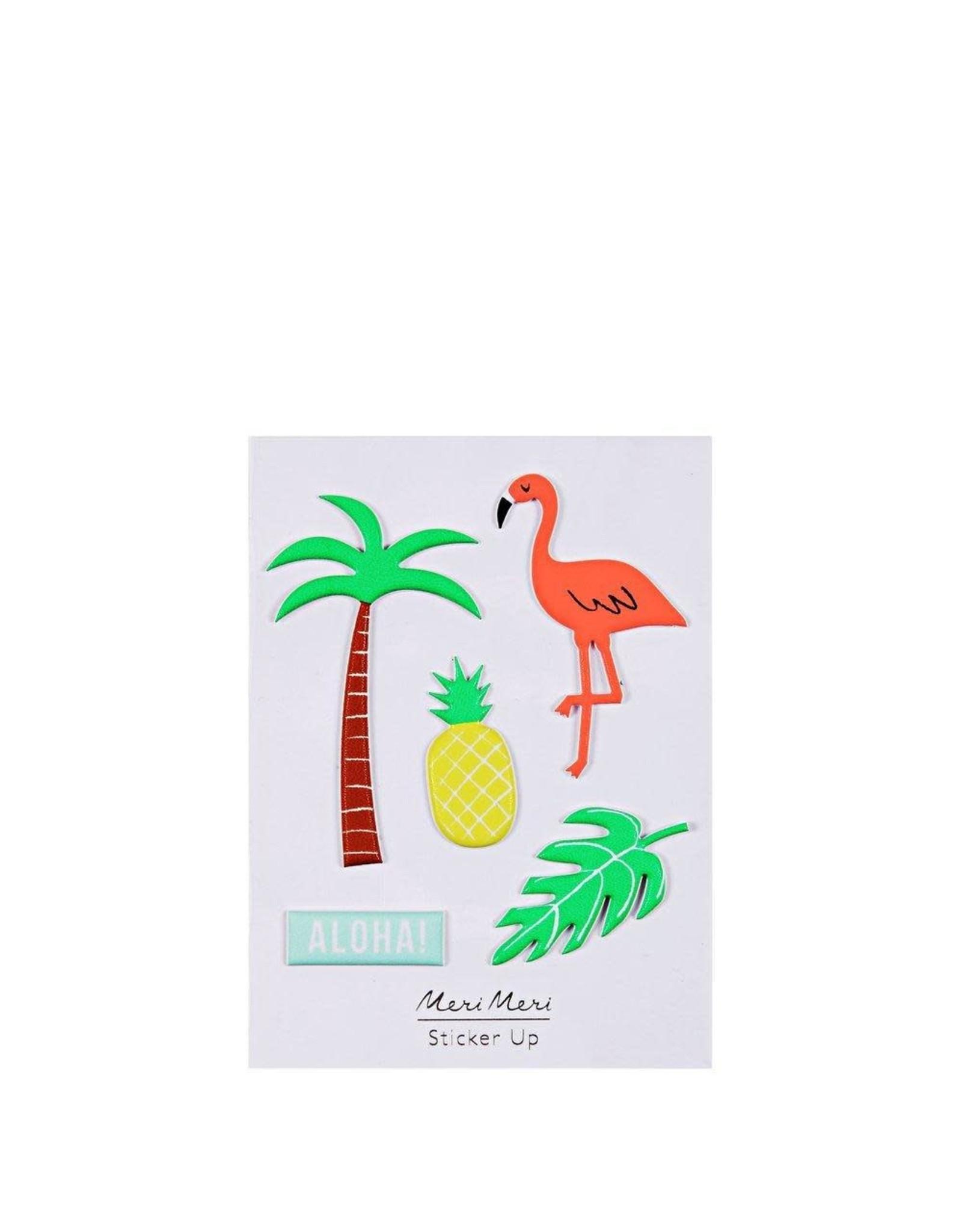 Meri Meri Sticker Up | 3D | Tropisch