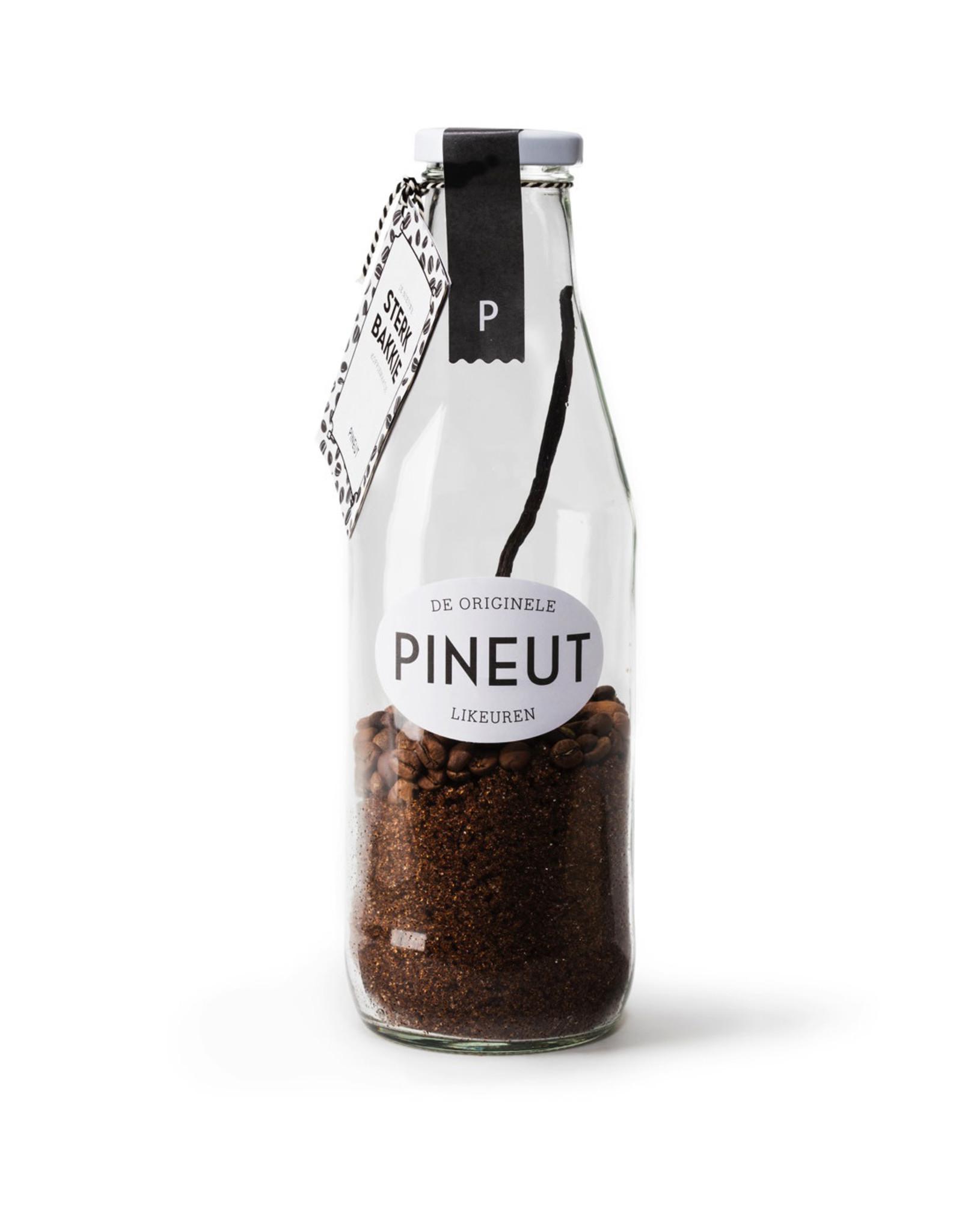 Pineut Sterk bakkie | koffiebonen van Moyee