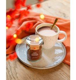 Pineut Hot Choco weather | dadels, cacao, kaneelstok