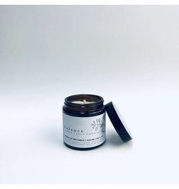 Good Vibes Geurkaars | Balance | frankincense, pins, rosewood | 120ml | 25u |