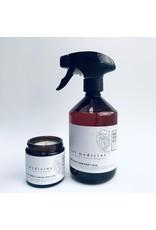 Good Vibes Giftbox (kaars & spray | Soul Medicine | juniper berry, rose, bergamot