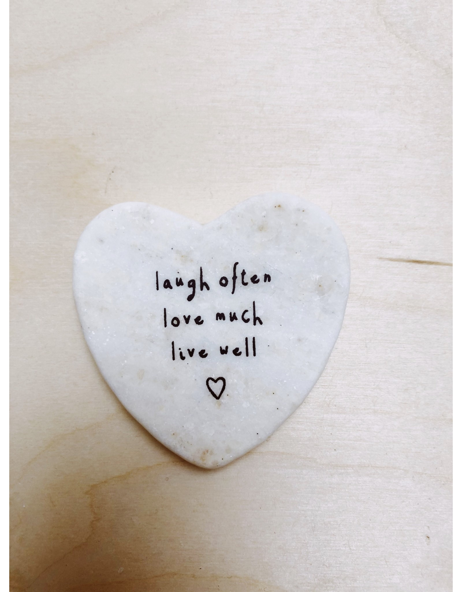 Sent and Meant Magneet | Hart | laugh often