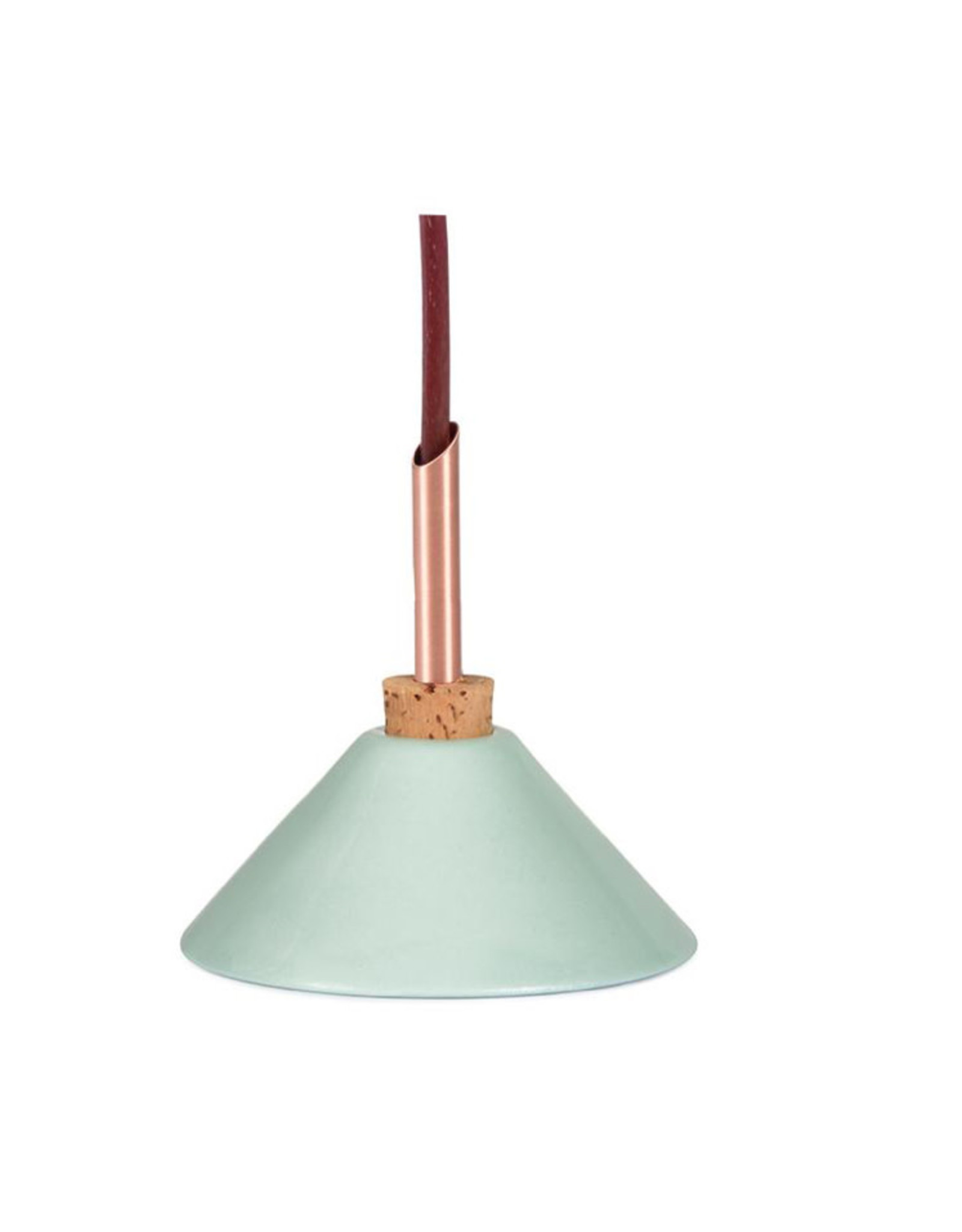 Scandinavia Form Vase Consilium | Green | D7 x H7,5cm