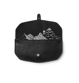 Keecie Move mountains wallet black