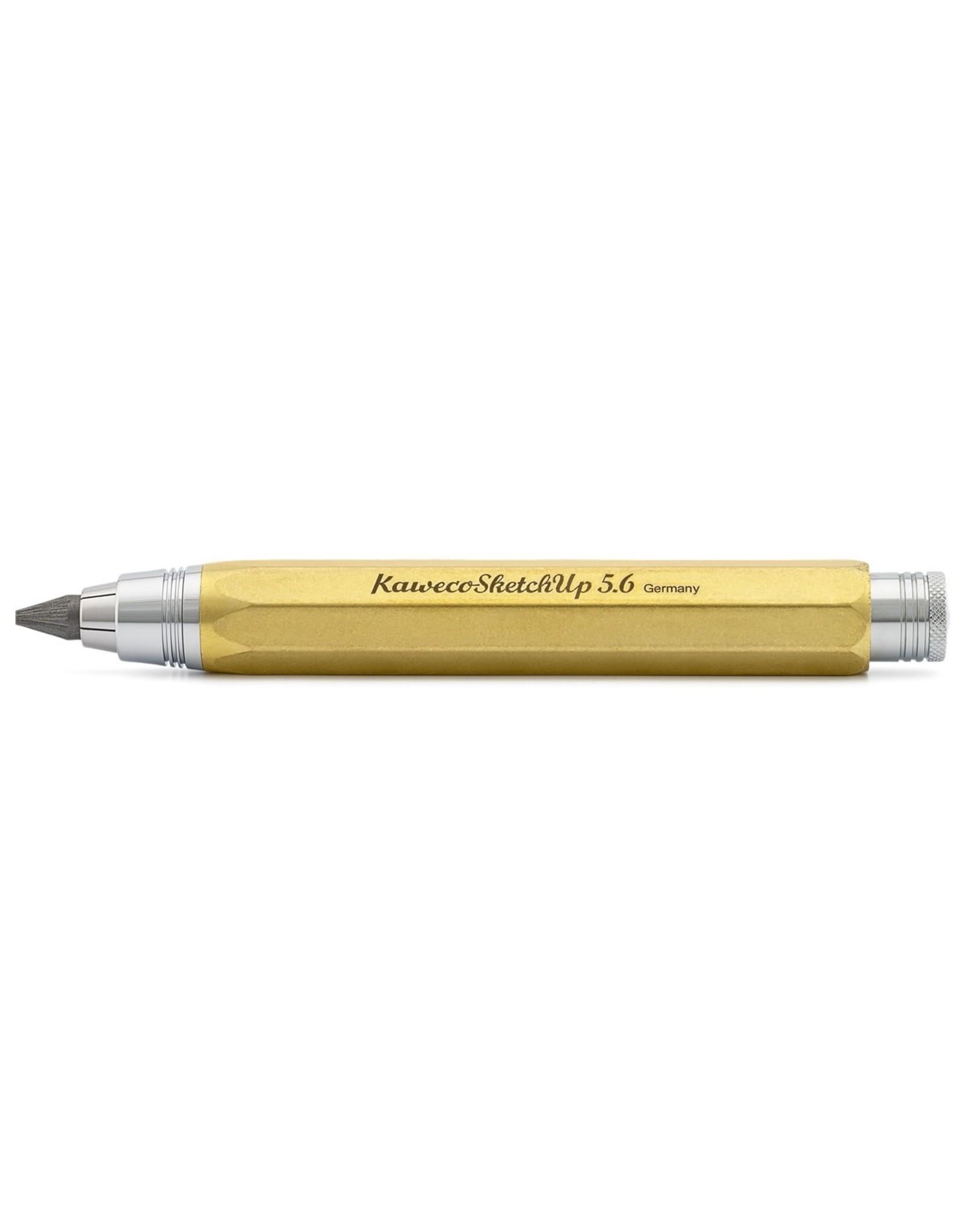Kaweco Kaweco | Sketch Up | Pencil 5.6mm | Brass