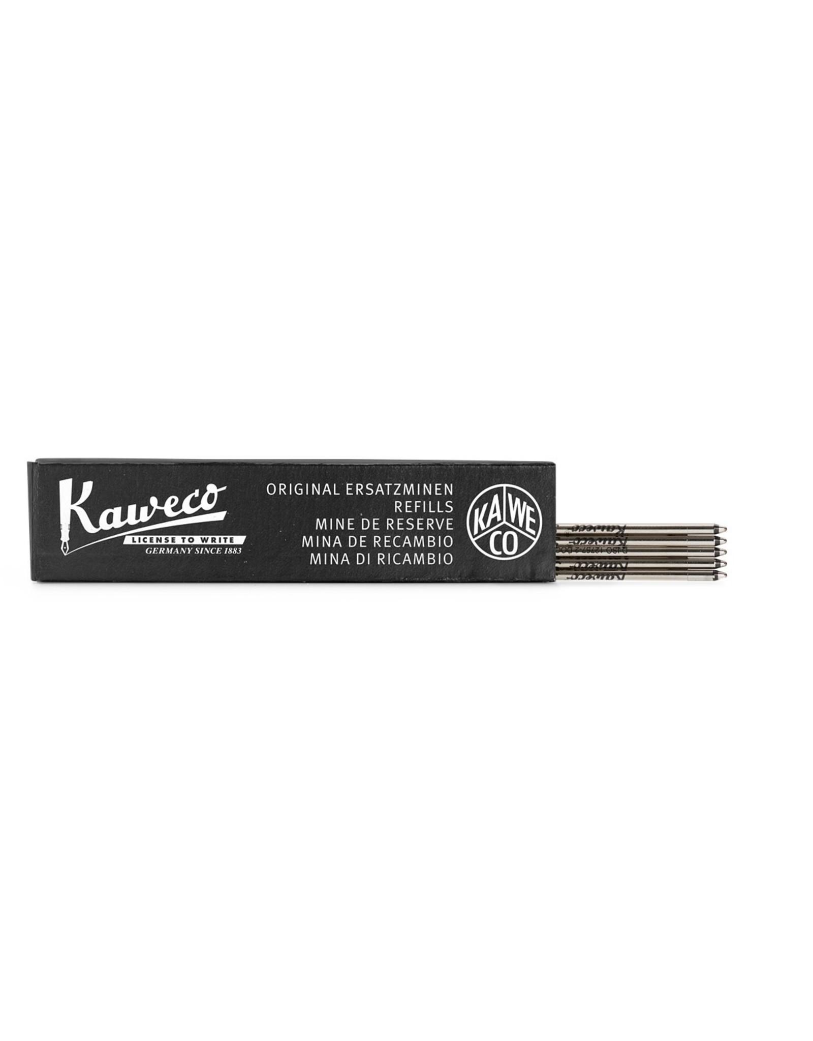 Kaweco Kaweco | D1 Balpen refill | 1.0mm | Black | 5st