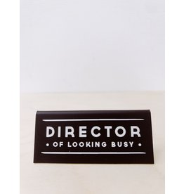 CGB Giftware Bureau Naambordje | Director
