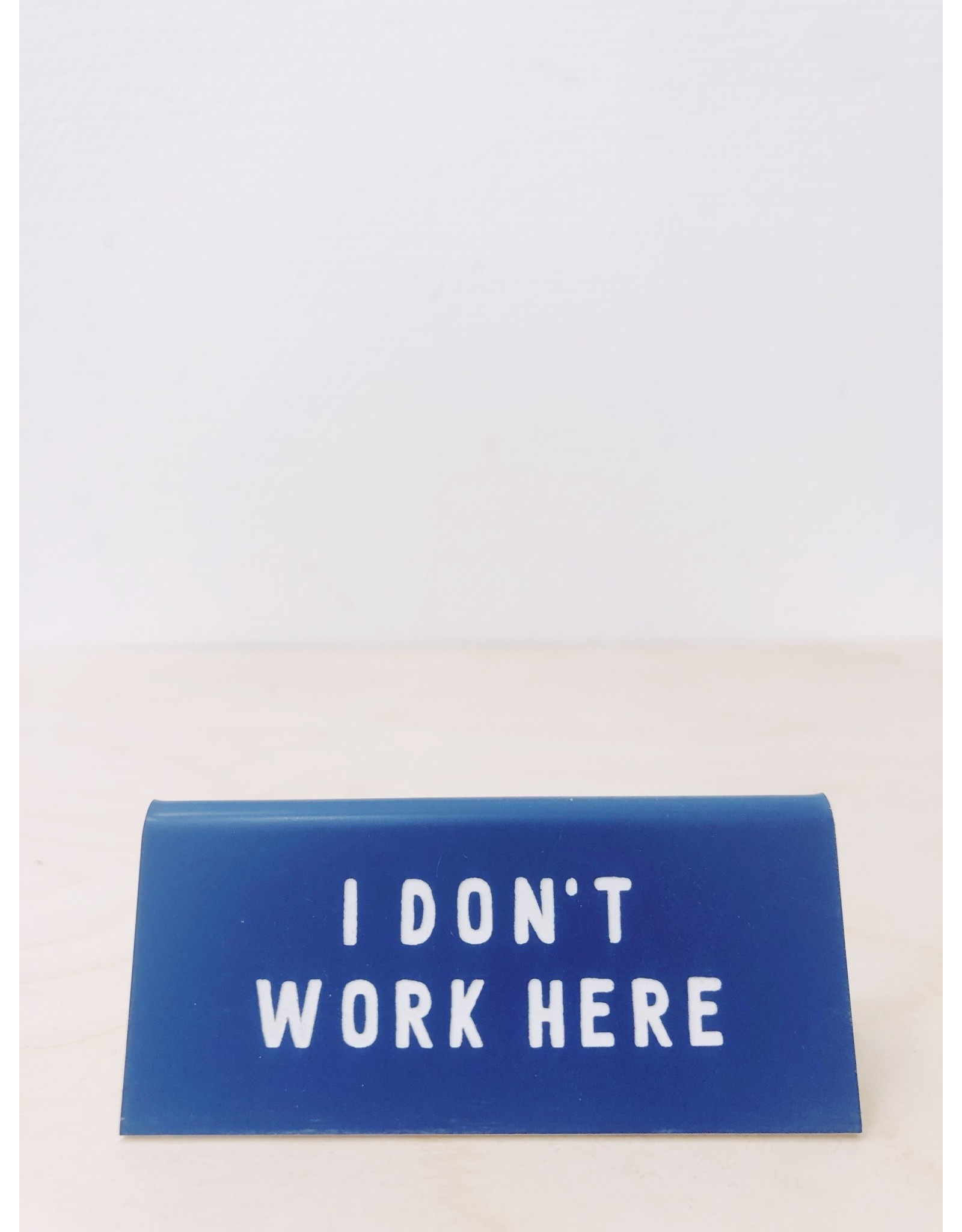 CGB Giftware Bureau Naambordje | I don't work here