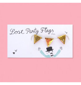 Stook Lost Party Flags| Gold