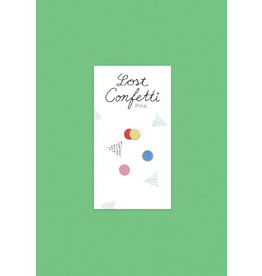 Stook Lost Confetti Pin