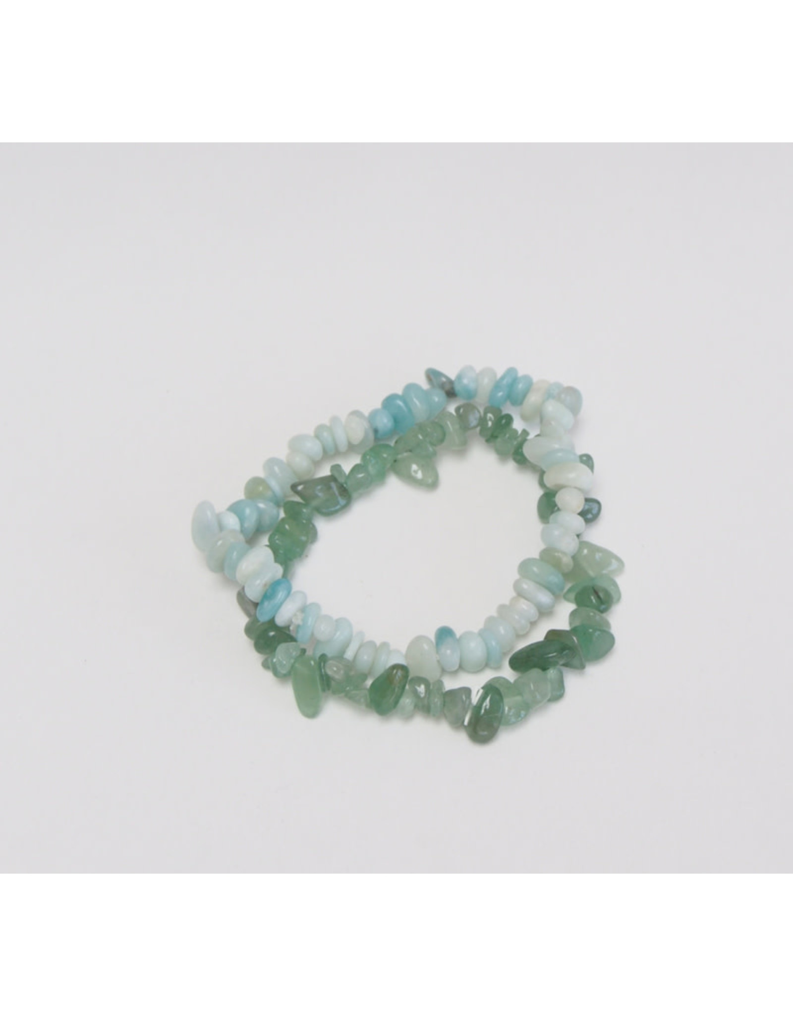 Rockstyle Bracelets - Aventurine & Amazonite